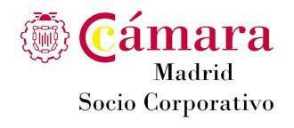 Logo Cámara de Comercio Madrid
